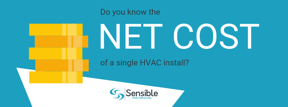 HVAC Dealers Need to Know the Total Business Cost an HVAC Install