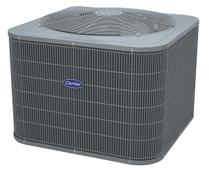 Carrier Comfort - 5 Ton 16 SEER Residential Air Conditioner