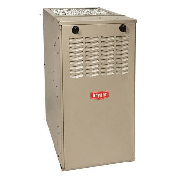 Bryant® Preferred™ - 80% AFUE 90000 Btuh 4-Way Multipoise Gas Furnace (21