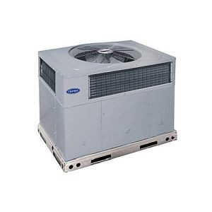 Carrier® Comfort™ - 4 Ton 14 SEER 115000 Btuh Residential Packaged Gas Heat & Electric Cooling Unit